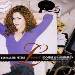 Peters, Bernadette - Bernadette Peters Loves Rodgers and Hammerstein CD Cover Art