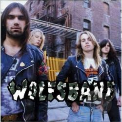 Wolfsbane - Live Fast, Die Fast CD Cover Art