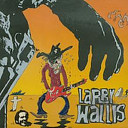 Wallis, Larry - Death in the Guitarafternoon CD Cover Art