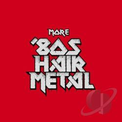 More '80s Hair Metal CD Cover Art