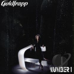 Goldfrapp - Number 1 DS Cover Art