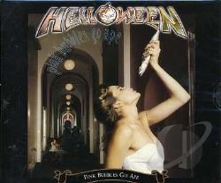 Helloween - Pink Bubbles Go Ape CD Cover Art
