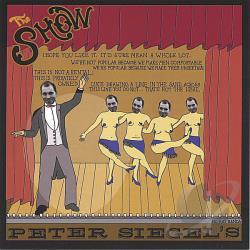 Siegel, Peter - Show CD Cover Art