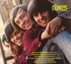 Monkees - Monkees (1st LP) CD Cover Art