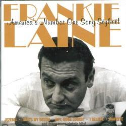 Laine, Frankie - America's Number One Song Stylist CD Cover Art