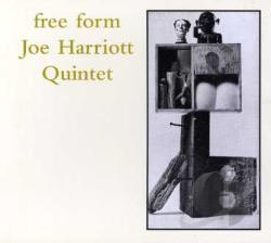 Quintet, Joe Harriott - Free Form CD Cover Art