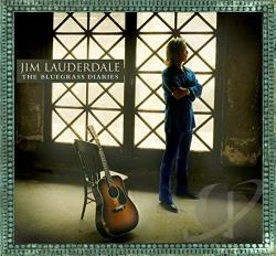 Lauderdale, Jim - Bluegrass Diaries CD Cover Art