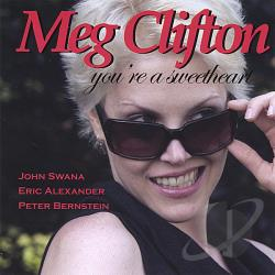 Clifton, Meg - You're A Sweetheart CD Cover Art