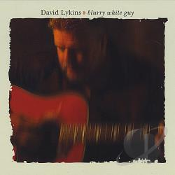 Lykins, David - Blurry White Guy CD Cover Art