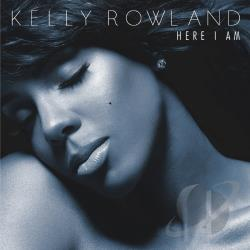 Rowland, Kelly - Here I Am CD Cover Art