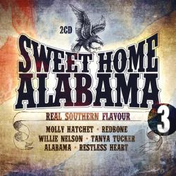 Sweet Home Alabama, Vol. 3: Real Southern Flavour CD Cover Art