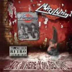 Marilynn - Back Where You Belong CD Cover Art