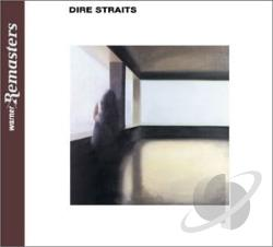 Dire Straits - Dire Straits CD Cover Art