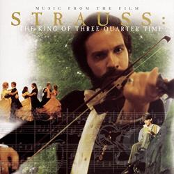 Composers' Specials - Strauss: The King of Three Quarter Time CD Cover Art