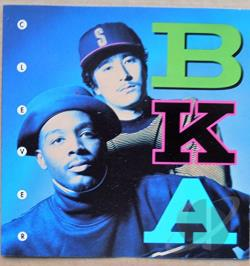 BKA - Clever CD Cover Art