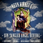 Kevn Kinney's Sun Tangled Angel Revival CD Cover Art