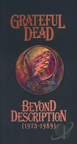 Grateful Dead - Beyond Description (1973-1989) CD Cover Art