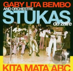 Gaby Lita Bembo and Orchestre Stukas du Zaire - Kita Mata ABC CD Cover Art