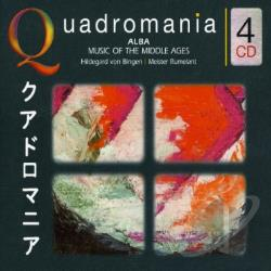 Alba - Alba: Music Of The Middle Ages CD Cover Art