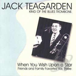 Teagarden, Jack - When You Wish Upon A Star CD Cover Art