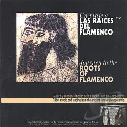 Chico, Moraito - Journey To The Roots Of Flamenco CD Cover Art