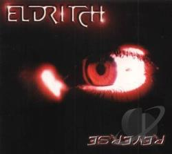 Eldritch - Reverse CD Cover Art