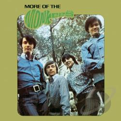 Monkees - More of the Monkees CD Cover Art