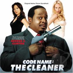 Code Name: The Cleaner CD Cover Art