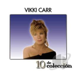 Carr, Vikki - 10 de Coleccion CD Cover Art