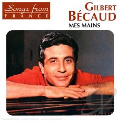 Becaud, Gilbert - Mes Mains CD Cover Art