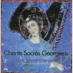 Peradze, Nana - Chants Sacrs De Georgie CD Cover Art