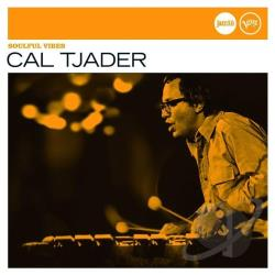 Tjader, Cal - Jazz Club-Soulful Vibe CD Cover Art
