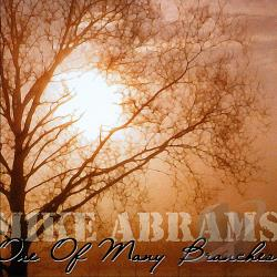 Abrams, Mike - One Of Many Branches CD Cover Art