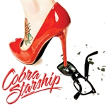 Cobra Starship - Night Shades CD Cover Art