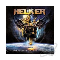 Helker - Somewhere In the Circle CD Cover Art