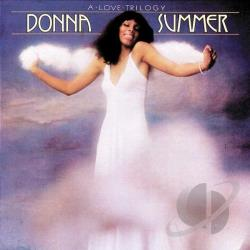 Summer, Donna - Love Trilogy CD Cover Art