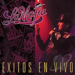 La Mafia - Exitos en Vivo CD Cover Art