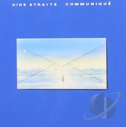Dire Straits - Communique CD Cover Art