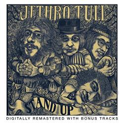 Jethro Tull - Stand Up CD Cover Art