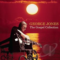 Jones, George - Gospel Collection CD Cover Art