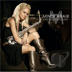 Abair, Mindi - Life Less Ordinary CD Cover Art