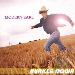 Modern, Earl - Hunker Down CD Cover Art