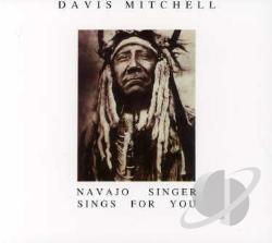 Mitchell, Davis - Navajo Singers CD Cover Art