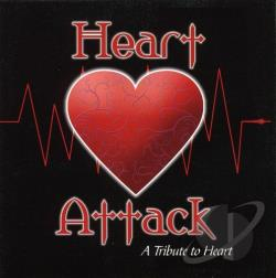 Heart Attack: A Tribute to Heart CD Cover Art