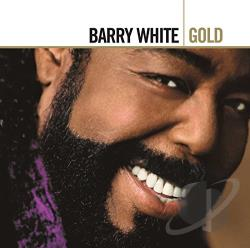 White, Barry - Gold CD Cover Art
