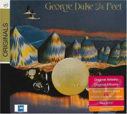 Duke, George - Feel CD Cover Art