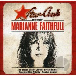 Faithfull, Marianne - Star Club CD Cover Art