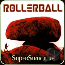 Rollerball - Superstructure CD Cover Art