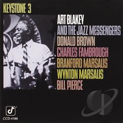 Blakey,  Art & The Jazz Messengers / Blakey, Art - Keystone 3 CD Cover Art