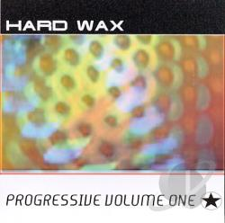 Hard Wax - Progressive Vol. 1 CD Cover Art